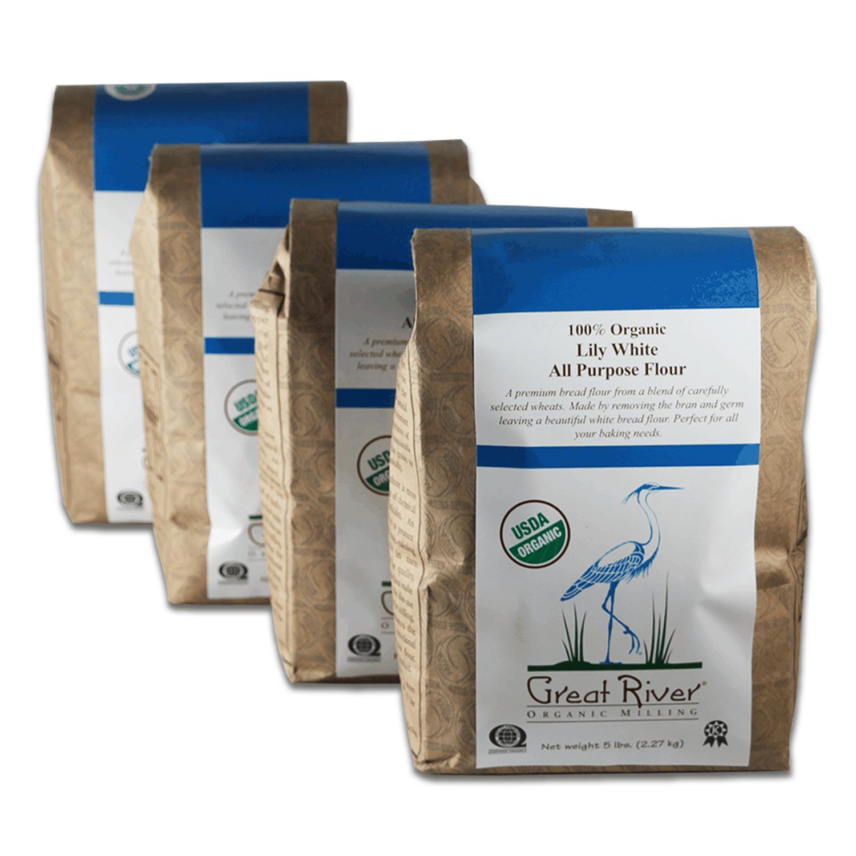 Organic Lily White Flour