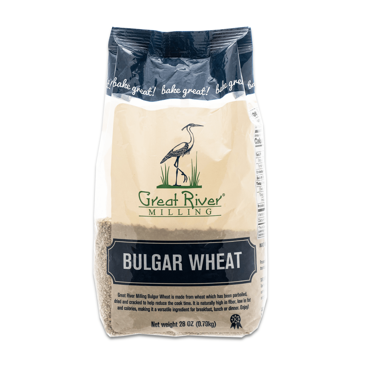 Great River Milling Bulgur Wheat