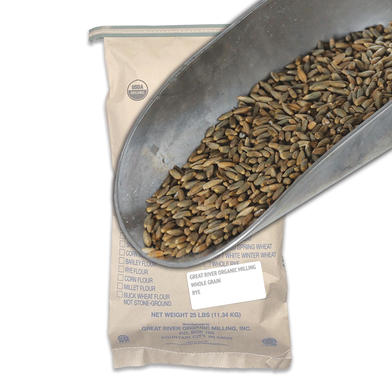 Organic Whole Grain Rye