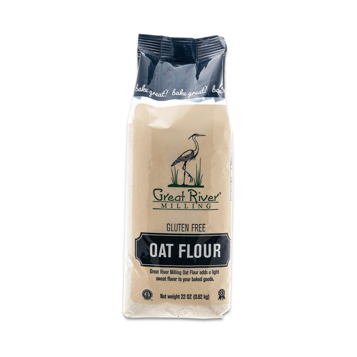 Great River Milling, GF, Oat Flour