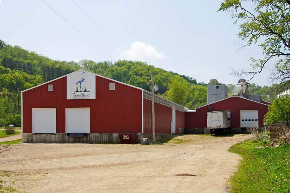 Main Warehouse Loading Dock