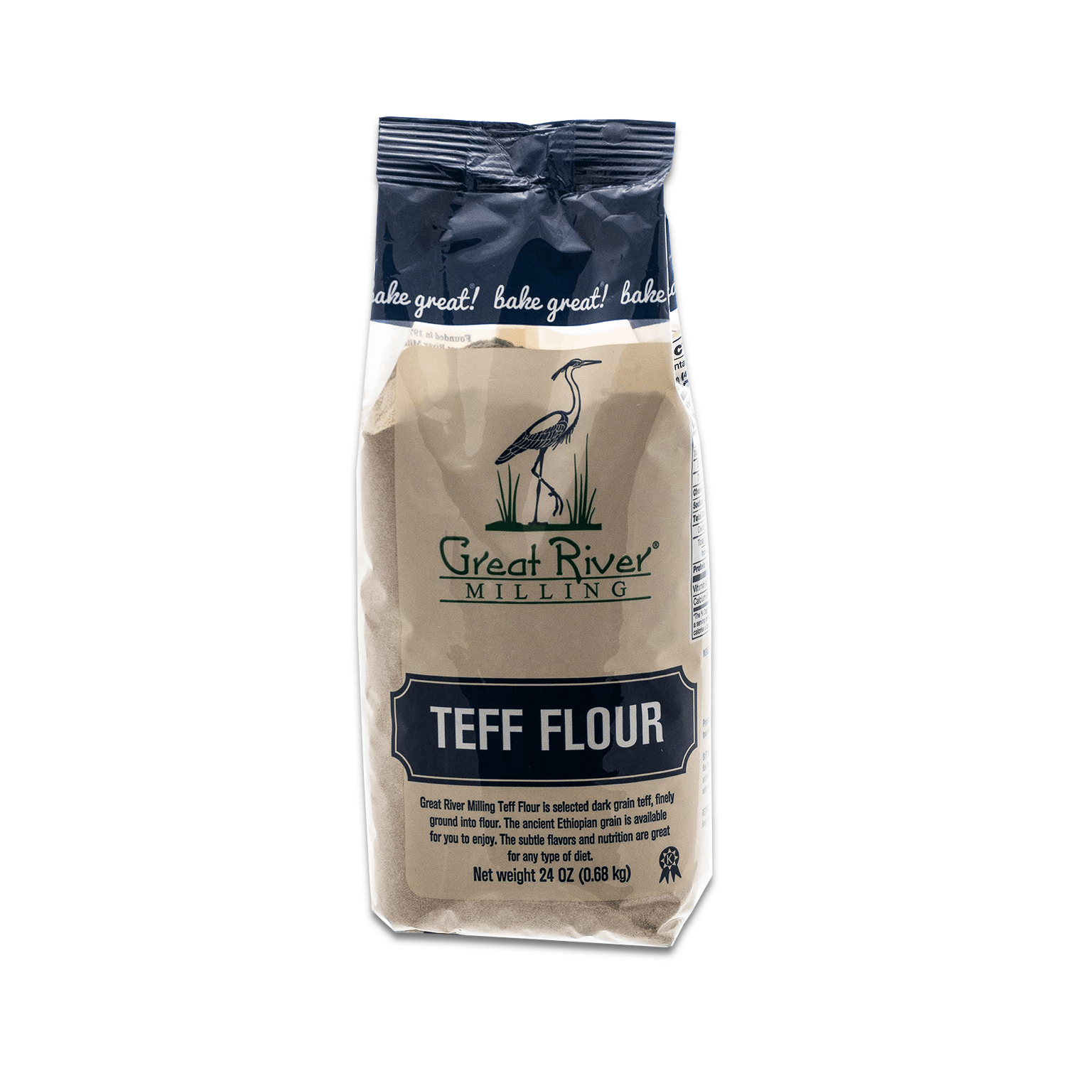 Great River Milling Teff Flour