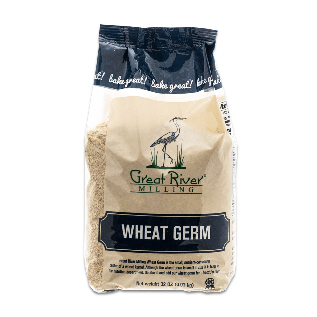 Great River Milling Wheat Germ