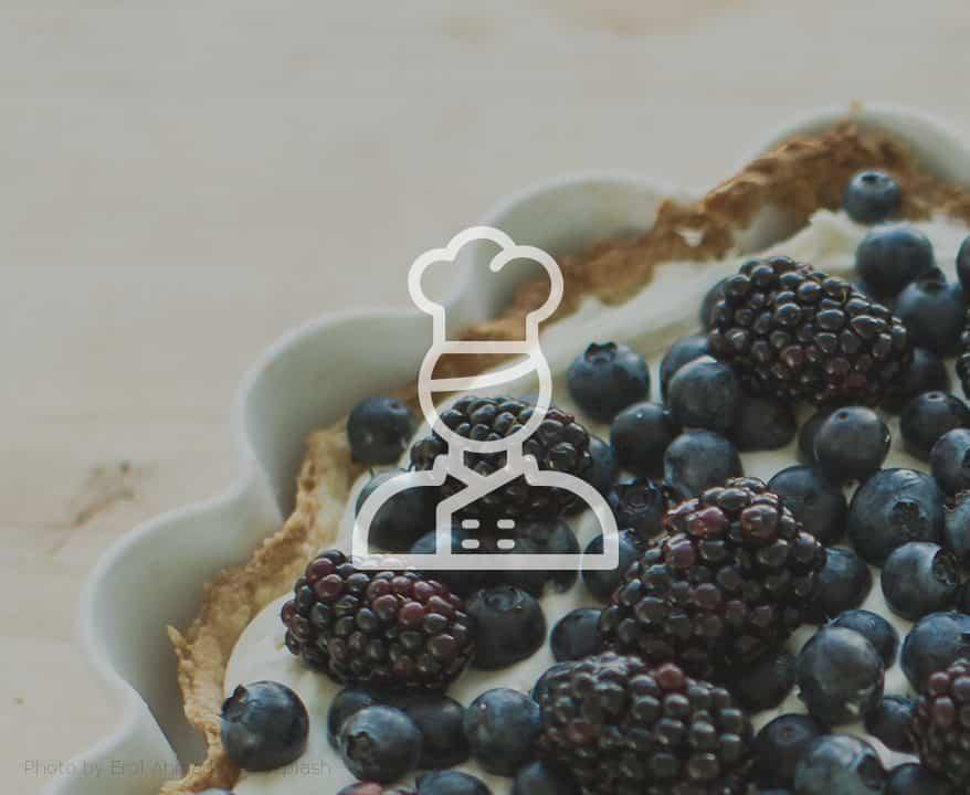 Blueberry Coffee Cake Corn and Oat Pancake Mix