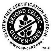 Certified Gluten Free Icon