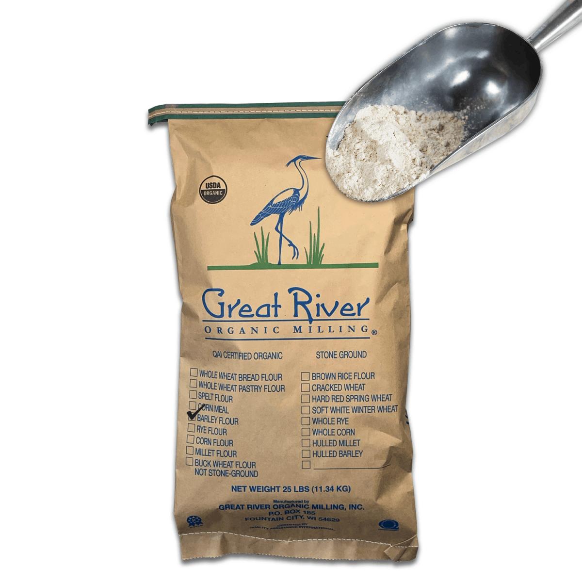 Organic Barley Flour
