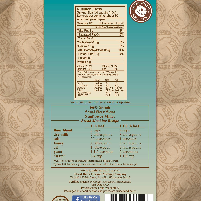 BreadFlourBlend_SunflowerMillet_Back5LB