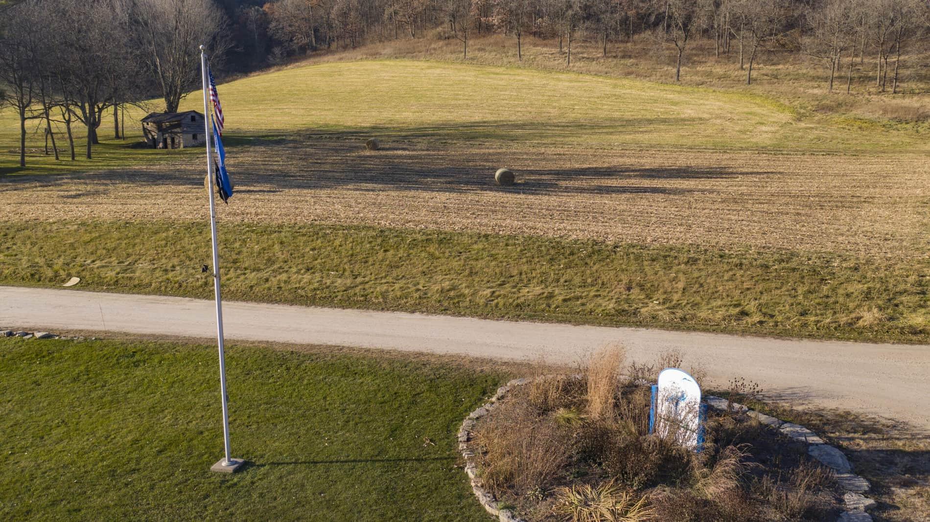 flag_at_mill_facility