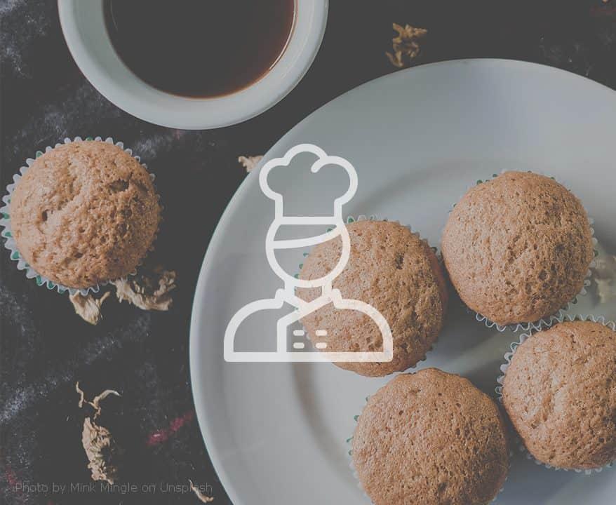 Corn and Oat Pancake Mix Corn and Oat Muffins