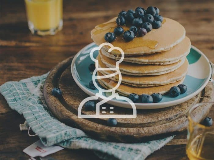 Great River Organic Milling Corn and Oat Pancake & Waffle Mix