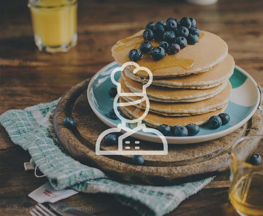Great River Organic Milling Corn and Oat Pancake & Waffle Mix