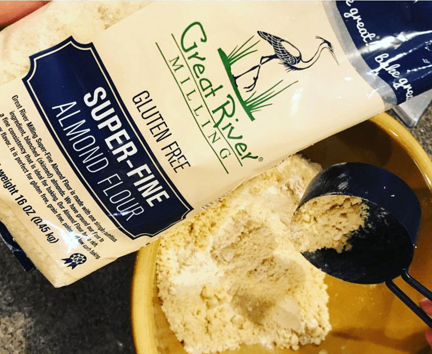 Gluten Free Super-Fine Almond Flour